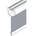 Cajón fijo cerrado, para estor enrollable de 55x59mm o 57x63mm